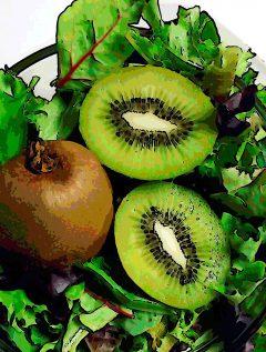 The Leafy Kiwi